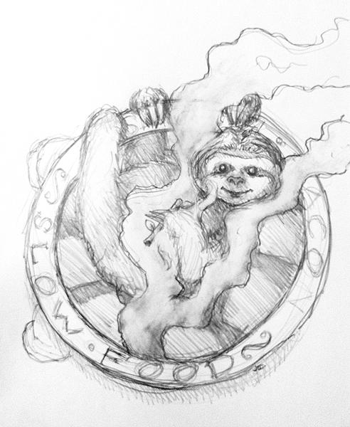 Sloth Bacon - Slow Food
